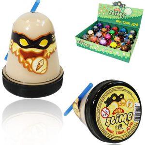 Слайм TM Slime Ninja с ароматом мороженого 130 гр S130-15