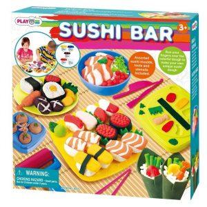 Набор с пластилином Dough Суши бар 8215