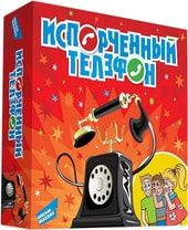 Игра детская настольная Dream Markers Испорченный телефон 1801Н