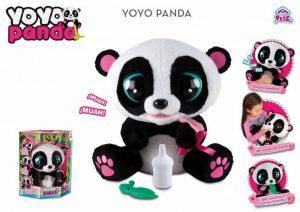 Интерактивная игрушка IMC Toys Панда YoYo 95199