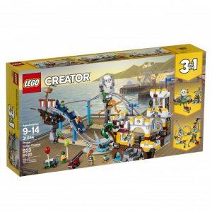 Игрушка LEGO Creator Аттракцион Пиратские горки 31084
