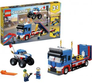 Игрушка LEGO Creator Мобильное шоу 31085
