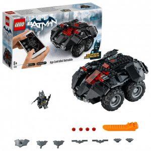 Игрушка LEGO Super Heroes Бэтмобиль с дистанционным управлением 76112