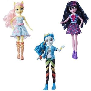 Кукла Hasbro My Little Pony Девочки Эквестрии в ассортименте Е0349