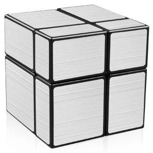 Зеркальный Кубик 2*2 Серебро FX7721