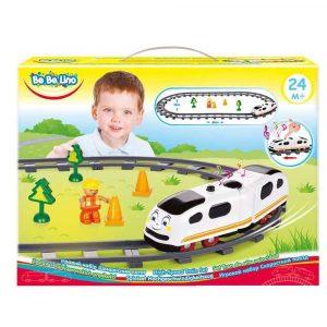 Игровой набор Bebelino Скоростной поезд 58037