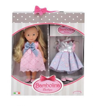 Кукла ABtoys Набор маленькая модница 30см BD1622