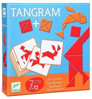 DJECO Настольная игра Танграм 08470