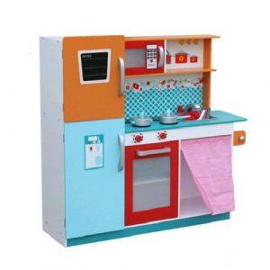 Деревянная кухня Lanaland НИЦЦА W10C205