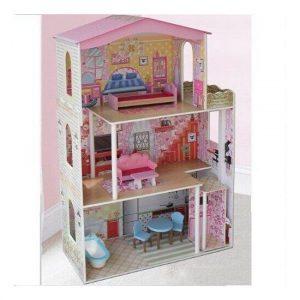 Детская игровая мебель из дерева домик МИЛАН Lanaland FC1052
