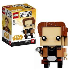 Игрушка LEGO BrickHeadz Хан Соло 41608
