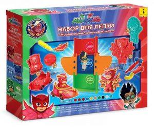 Набор для лепки PJ Masks Новые приключения Алетт 35090