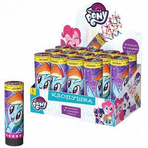 Хлопушка пружинная My Little Pony 15 см 35088