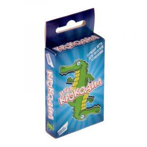 Игра настольная Крокодил Cards 1607Н