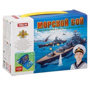 Настольная игра №48  Морской бой 01148