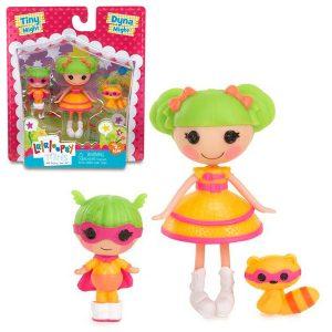 Игрушка кукла Mini Lalaloopsy с сестренкой в ассорт 520481
