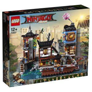 Игрушка LEGO Ninjago Порт Ниндзяго Сити 70657