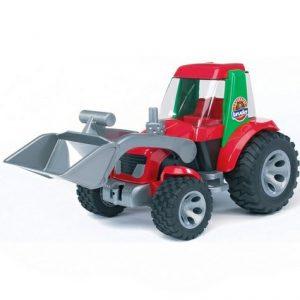 Bruder ROADMAX Трактор погрузчик 20102 4+