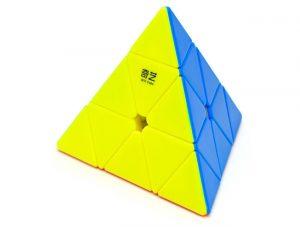 Головоломка QiYi MoFange Pyraminx QiMing Цветной 0010