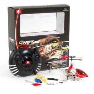 Вертолет 6020-1 на ИК управлении металл с гироскопом 6020-1/1095456