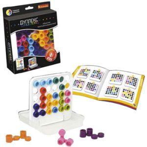 Логическая игра BONDIBON Дуплекс SG 460 RU