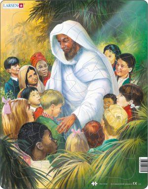 LARSEN C5 Иисус с детьми