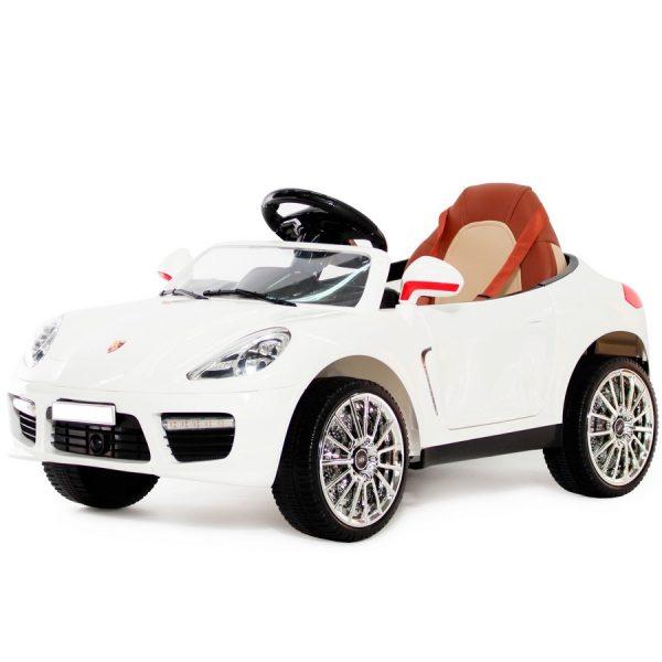 Детский электромобиль Porsche Panamera А444АА белый