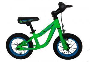 Велобег Slider матовый зеленый IT101774