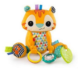 Развивающая игрушка Bright Starts Море удовольствия Тигренок 8814-5