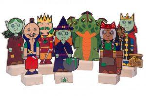 Набор сказочных персонажей Злодеи микрогофра Н-65