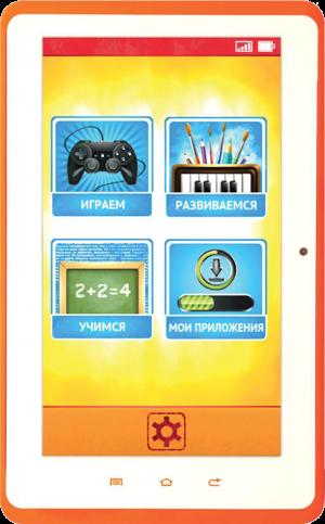 Детский планшетный компьютер PlayPad 2
