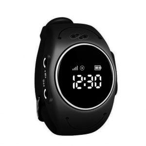 Часы Smart Baby Watch W8 черный 07793