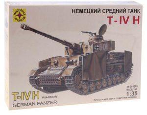 Игрушка Немецкий танк T-IV H 303503