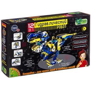 Гидравлический робот 12 в 1 BONDIBON Науки с Буки ВВ3061