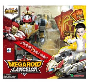Игрушка трансформер Мегароид Ланцелот 330018