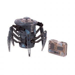 Микро робот Боевой спайдер 2.0  синий 409-5062