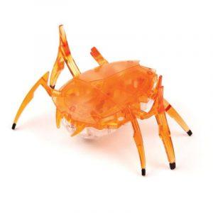 Микро-робот Скарабей оранжевый 477-2248