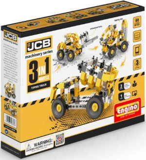 Конструктор ENGINO JCB Самосвал 3 модели JCB10