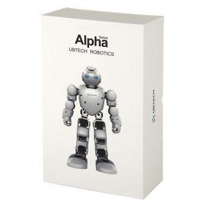 Радиоуправляемая модель Робот Ubtech Alfa 1P
