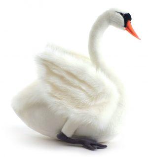 Игрушка Hansa Лебедь белый 45 см 4083