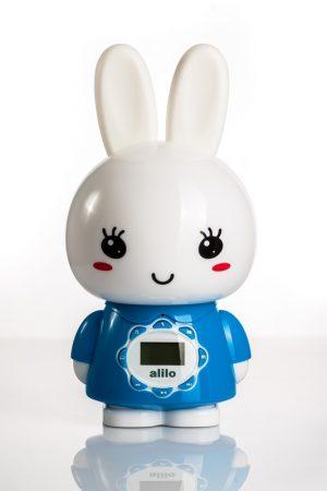 Медиаплеер alilo G7 Большой зайка цвет синий 60923