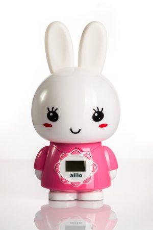 Медиаплеер alilo G7 Большой зайка цвет розовый 60924