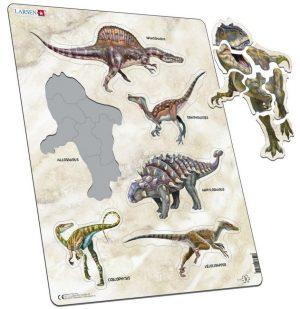 LARSEN X12 Динозавры