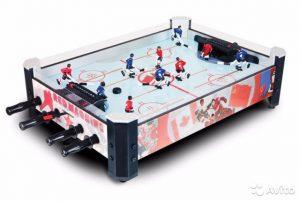 Настольный Хоккей Red Machine 58.001.02.0