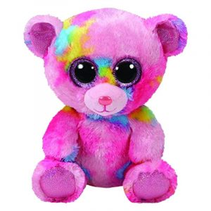 Мягкая игрушка TY Медвежонок Franky 15см 36899
