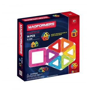 Магнитный конструктор Magformers 14 деталей  63069 701003
