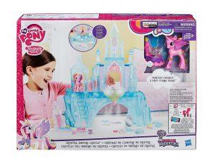 Игровой набор My Little Pony Кристальный замок B5255