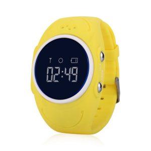 Часы Smart Baby Watch W8 желтый 07791