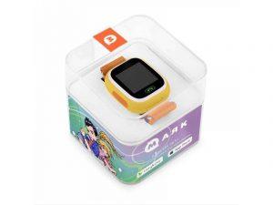 GPS часы GW100 апельсиновый