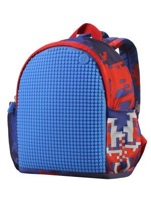 ebeadc0d Детский рюкзак с боковыми карманами Dream High Kids Daysack WY-A012-A Синий